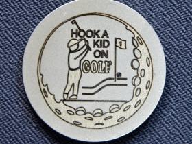 Ace Laser Tek laser marking of golf ball marker