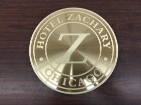 Hotel Zachary Sign 2