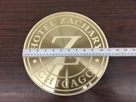 Hotel Zachary Sign 3