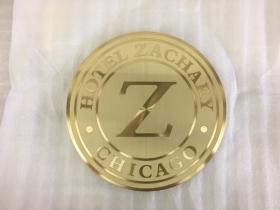 Hotel Zachary Sign Marking (1)