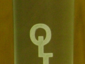 Ace Laser Tek laser mark on Duck Call