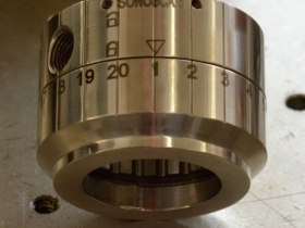 Ace Laser Tek laser marking Stainless Steel on Rotary1 (7)