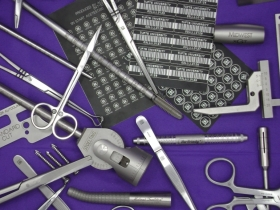 Ace Laser Tek laser marking of Medical and Dental Instruments